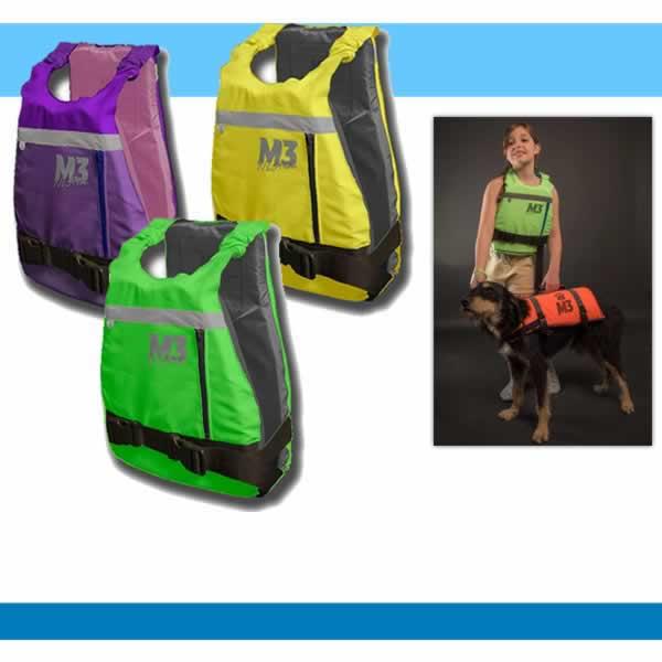 Salvavidas para Kayaks
